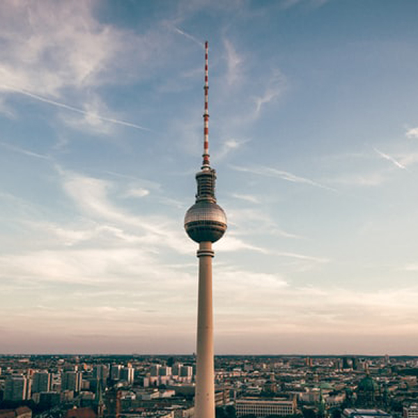 Ein Tag in Berlin & Düsseldorf