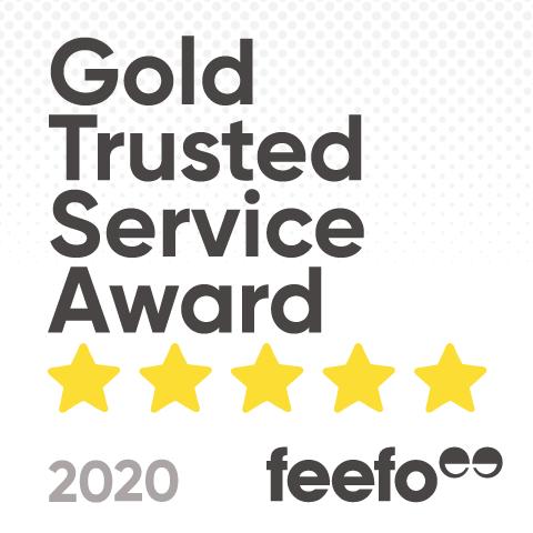 feefo: Going for Gold!