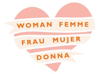 Am 8. März ist Weltfrauentag!