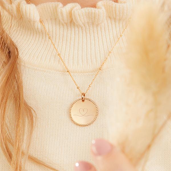 NEU | Die Halskette mit Illustration