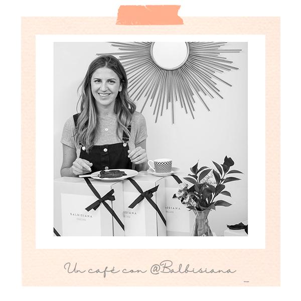 """Un """"café online"""" con… Paula Babiano, de Balbisiana.com"""