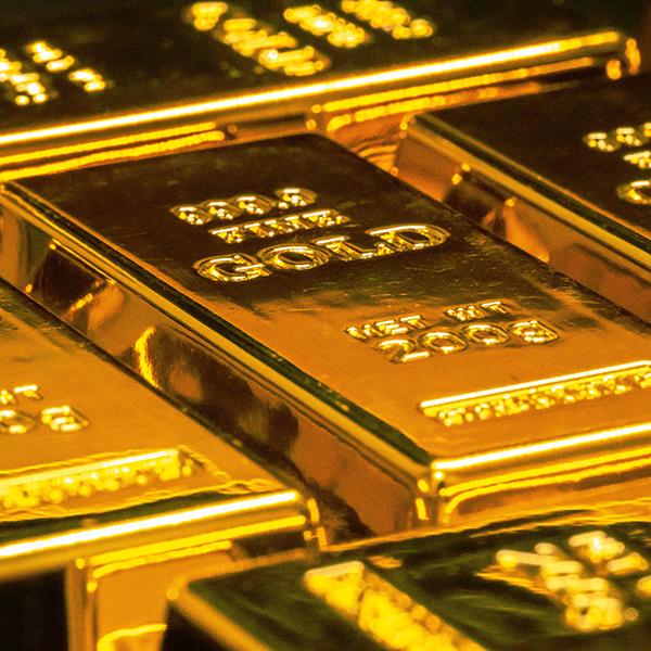 Diferentes tipos y quilates de oro