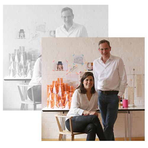 Béatrice et Arnaud de Montille