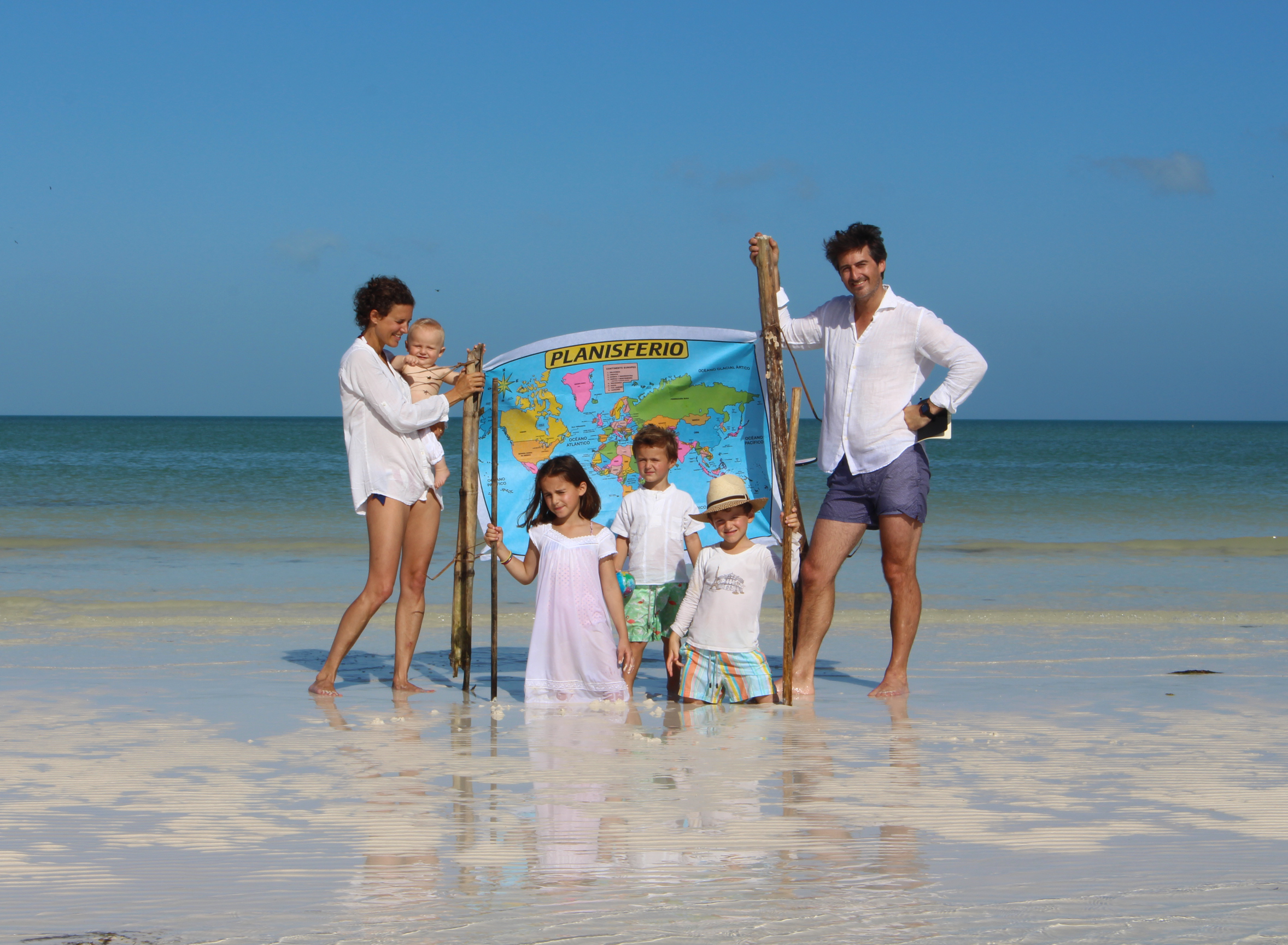 Famille-Holbox