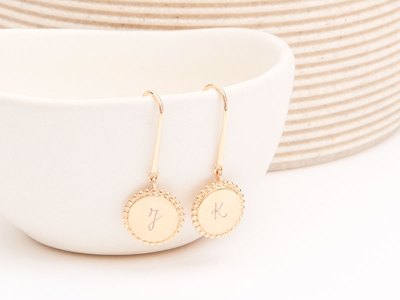 merci-maman-her-mum-sterling-silver-gold-plated-personalised-beaded-disc-earrings-lifestyle-september-2018