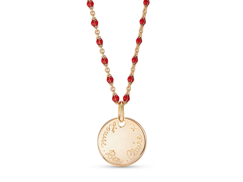 merci-maman-gold-plated-personalised-enamel-beaded-chain-necklace-red-packshot-march-2019-800x600