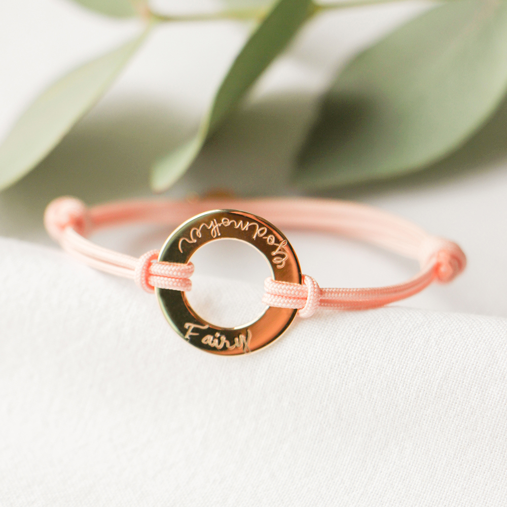 Bracelet Eternity Marraine