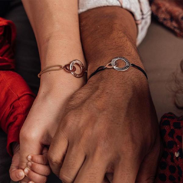 Bijoux en duo pour les couples : 5 idées cadeaux ♡