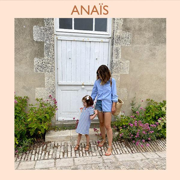 Rencontre avec la maîtresse Anaïs pour la rentrée des classes