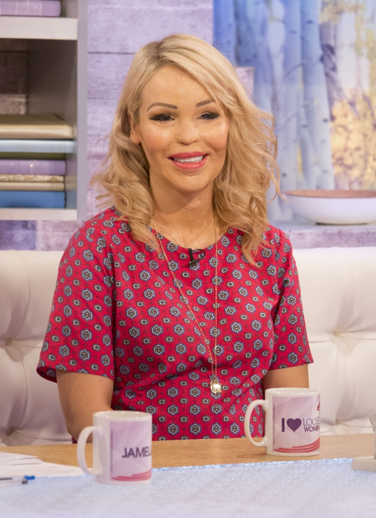 Spotted On Katie Piper The Blog By Merci Maman
