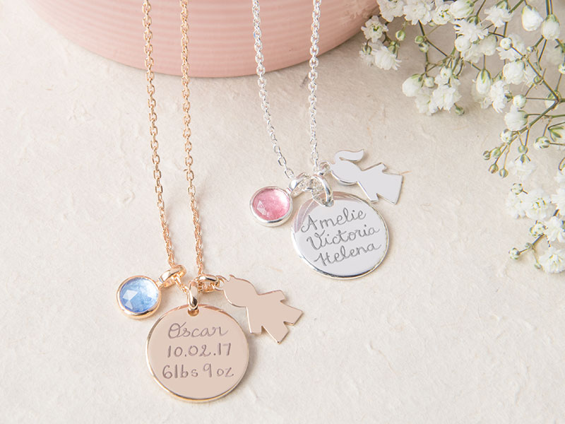 Personalised-New-Baby-Necklace-Merci-Maman