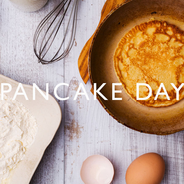 Pancake Day: Our Favourite Recipe & Toppings