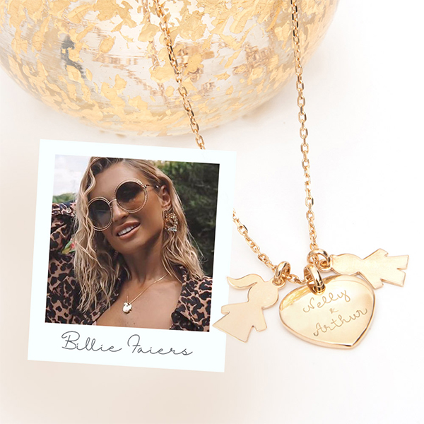 Spotted On: Billie Faiers