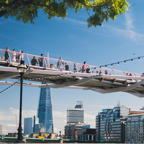 Destination Summer: A Day In London