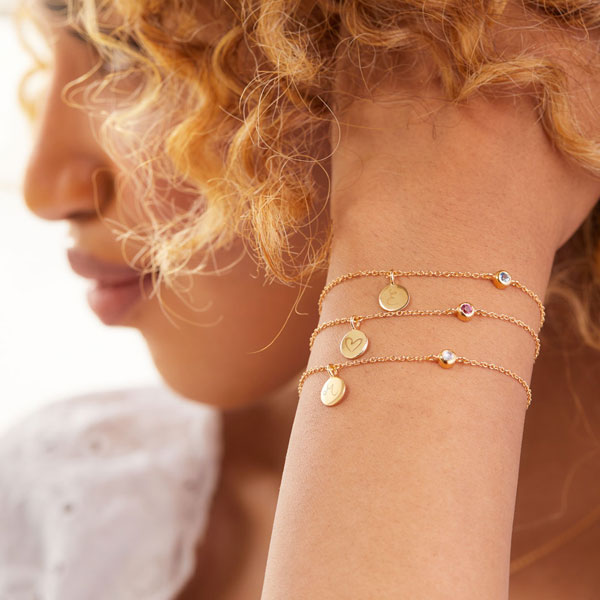 Introducing: Birthstone Chain Collection