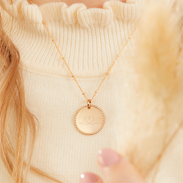 Introducing the Illustration Necklace
