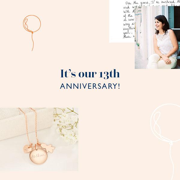 Celebrating 13 years of Merci Maman