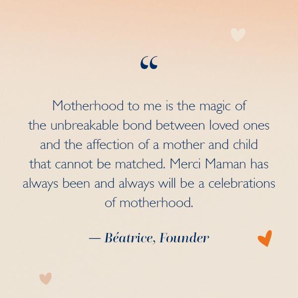 Merci Maman Mum's 🧡