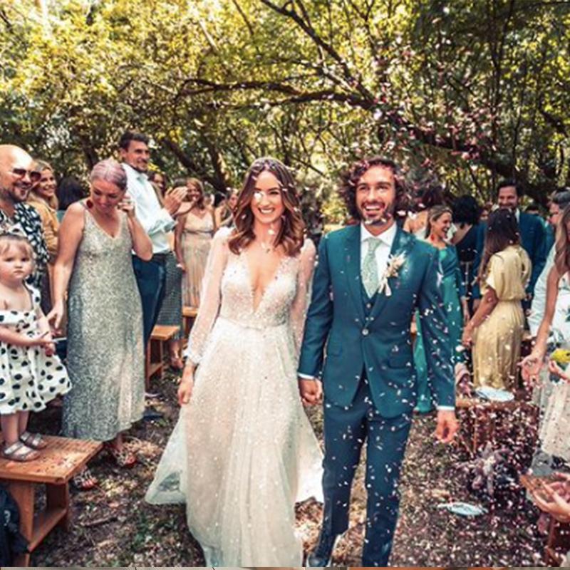 Rosie & Joe Wicks Wedding