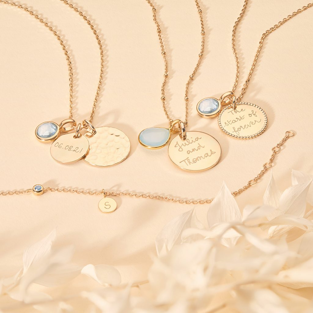 Product image showing bridal jewellery
