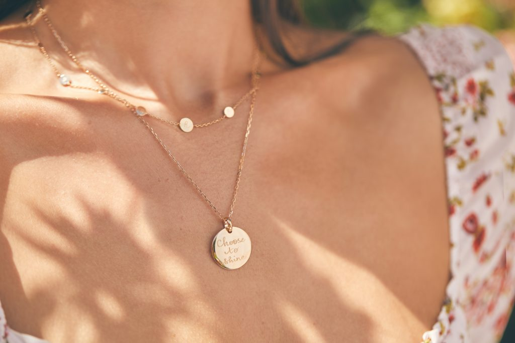 Product image showing new jewellery trends