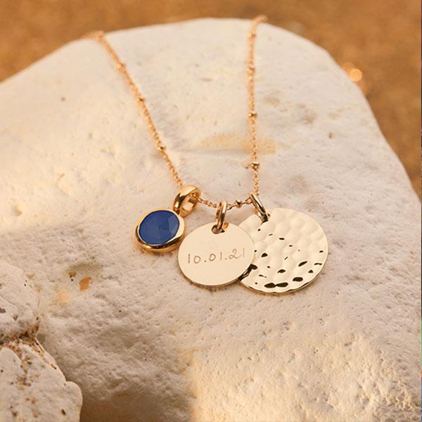 Personalised Jewellery: Lapis, the Birthstone of September